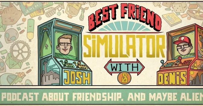 Best Friend Simulator Episode 16: Those Mummy Flippin' Flintknappers/ Ong's Hat