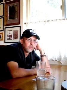 Photo of Joseph Matheny by Nick Herbert